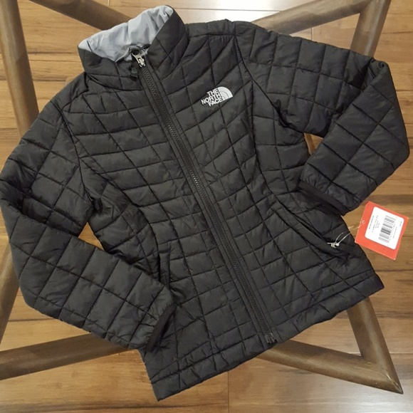 00dc3a92b NWT North Face Girls Thermoball Full Zip Jacket NWT